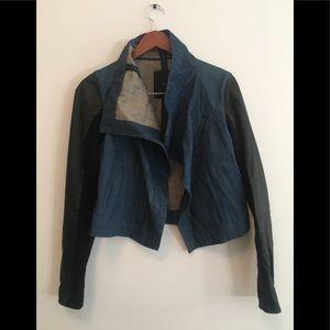 Veda max jacket Saks exclusive